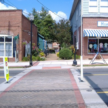 Sandy Springs – Streetscapes